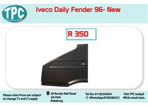 Iveco Daily Fender 96- for Sale at TPC