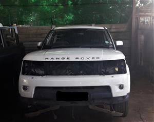 Range Rover Sport - Stripping for Spares