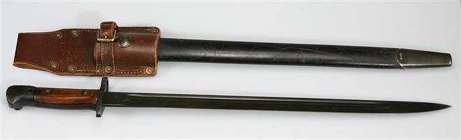 Britsih bayonets