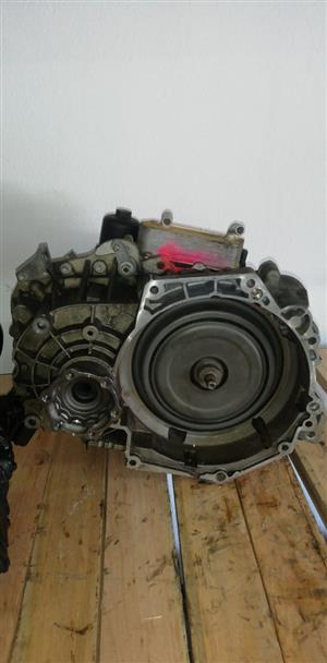 VW Golf GTI 6 Speed DSG 02E Gearbox (used)