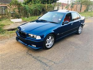 1998 BMW 3 Series M3 coupé