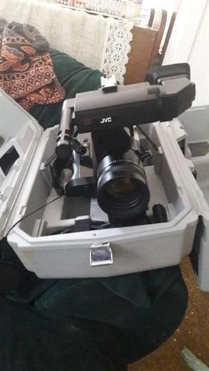 Vintage video colour camera