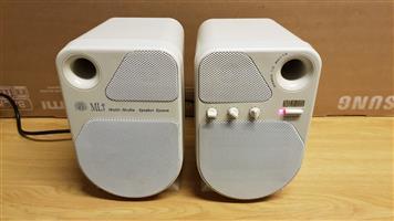 MIL 115 watt sound system