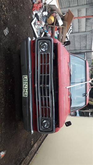 Dodge custom 100 straight 6 bakkie