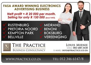 Dr's TV Ads - Rustenburg