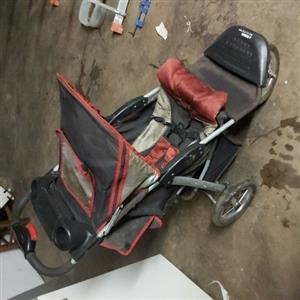 Used baby pram for sale