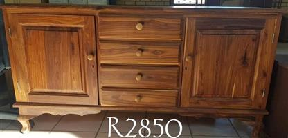4 Drawer wooden cabinet for sale