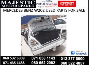 Mercedes benz W202 parts for sale