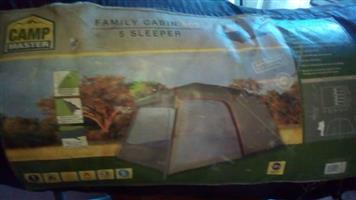 Camp Master 5 family tent good condition