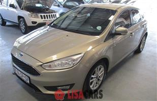 2015 Ford Focus hatch 5-door FOCUS 2.5 ST 5Dr