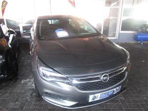 2017 Opel Astra GTC 1.8