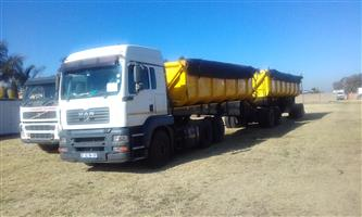 we selling best of best for tucks and trailers  at our yard in boksburg call popi at 0790669786