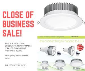 Aurora 13W Dimmable LED Dwonlight 220V