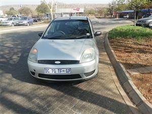 2004 Ford Fiesta 5 door 1.4 Trend