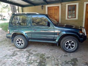 1994 Mitsubishi Pajero 3 door 3.8 GLS