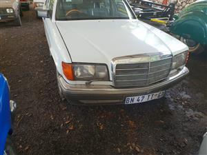 1989 Mercedes Benz 560 SEL