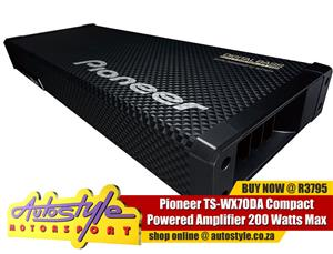 Pioneer TS-WX70DA Compact Powered Amplifier