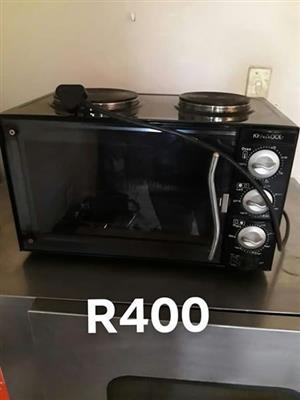 2 Plate mini oven for sale