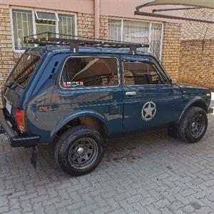 2000 Lada