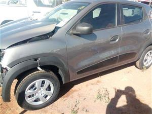 RENAULT KWID STRIPPING FOR SPARES.
