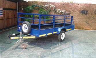 All purpose utility trailer