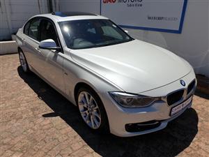 2012 BMW 3 Series 328i sports auto