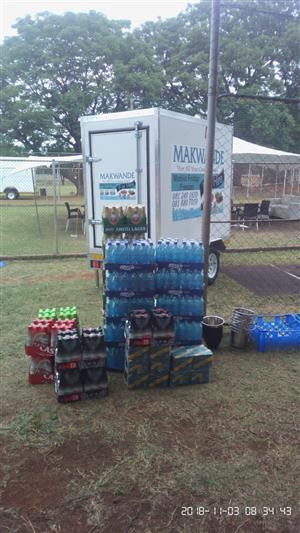 MAKWANDE Fridge & Freezer Hire