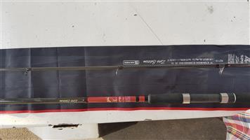 11 foot Assassin Spin Zero Rod - 2 piece
