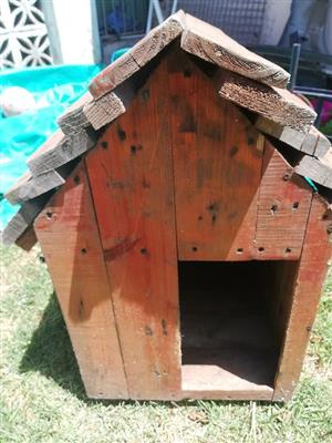 Small dogkennel