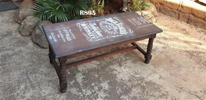 Oregon Jack Daniels Coffee Table (1065x500x460)