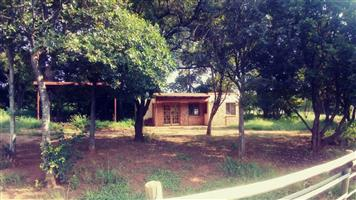 Garden flat and stables on Smallholding to rent in Centurion.