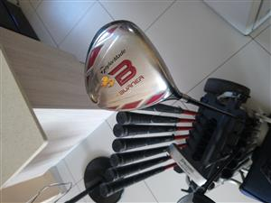 used taylormade burner drivers for sale