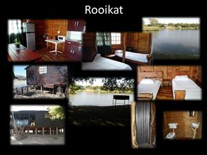 Vaal Accommodation - Cabin - Riverfront - Sleeps 6 - Disinfected for COVID-19 - 0792889744