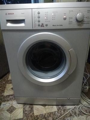 Bosch maxx7 automatic washing machine