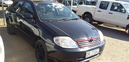 2003 Toyota Corolla 140i GLE