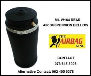 Air suspension / air spring / air bellow for Mercedes Benz ML W164