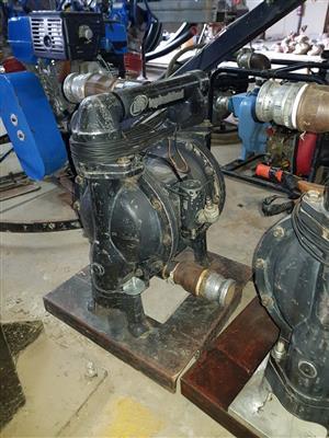 Double diaphragm fuel pumps for sale