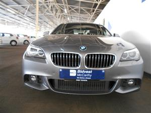 2016 BMW 5 Series 520i Luxury Line