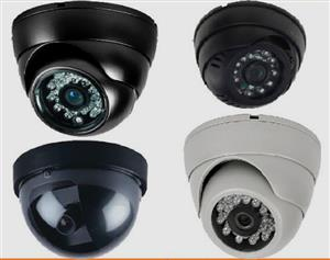 Supply and installation of cctv system