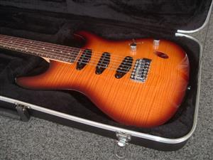 Ibanez electric 6 string guitar SA Series