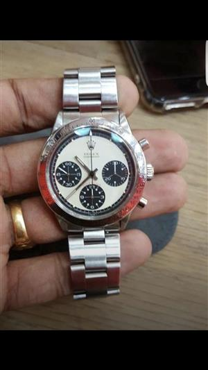 Wanted rolex Paul new man