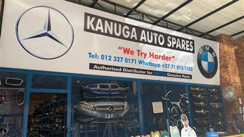 NEW & USED PARTS FOR MERCEDES AND BMW
