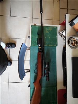 Air rifle QB79 For sale