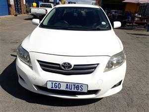 2008 Toyota Corolla 1.8 Exclusive