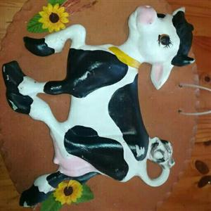 Cow decor