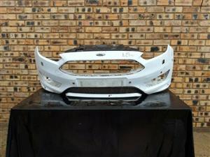 FordFocus Bumper Skin