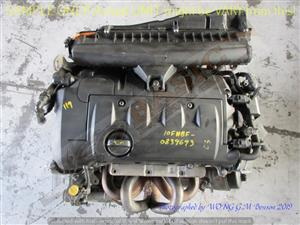 CITROEN 10FHBF 1.6L DOHC 16V Engine -