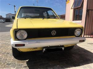 1987 VW Golf R