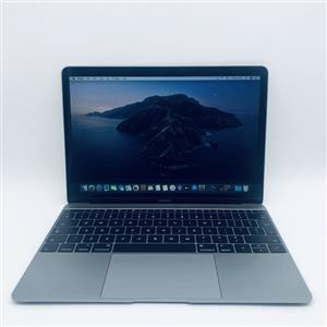 Apple MacBook 12-inch 1.1GHz Dual-Core M (Retina, 256GB, Space Gray) - Pre Owned