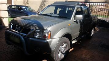 2005 Nissan Hardbody 2.4 16V double cab Hi Rider SE